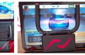 Contrôleur de jeu Bluetooth avec accéléromètre et Arduino