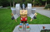 Grimlock Cosplay/Costume