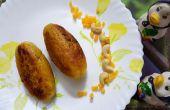 Unnakai - peluche plantain mûr avec noix de coco