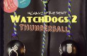 Unité de surveillance Thunderball 1ère génération