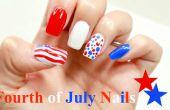 Clous de quatrième de juillet! ☆