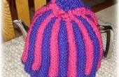 Comment tricoter un « bon » couvre-théière anglaise !