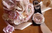 Fleurs en tissu fabuleux