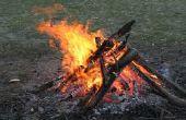 Deux façons de Set Up Your Fire avec conseils pratiques
