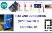 Plus GPIO pour ESP8266 - 01
