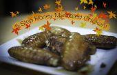 Poulet mariné miel facile de 5 ingrédients !
