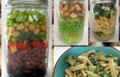 Super salade pots