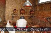 Poulet Coop - quatre saisons Chicken Coop idées