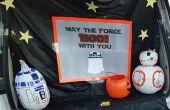 Star Wars sur le thème : Tronc-ou-Treat