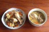Braisé de poulet, Babushka Style