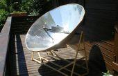 Four solaire parabolique