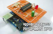 Bouclier de programmation Arduino ATtiny2313