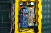 Connecter arroseur contrôleur propulsé par Afero