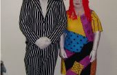 Costumes de Jack et Sally