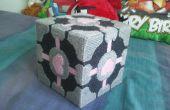 Comment faire un Cube de compagnon pondéré !