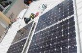Arduino Yun - panneau solaire, système de surveillance