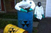 Créer des victimes de la fusion nucléaire de décorations d'Halloween existantes.
