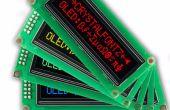 Brancher l'Arduino Uno de Crystalfontz 16 x 2 OLED avec 4 fils !