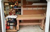 Upcycle comptoir dans Workbench