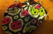 Chaînettes de porte-clés circulaire Pocket