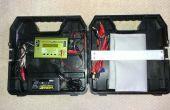 Réutiliser un coffret électrique : boîtier de chargeur de batterie R/C