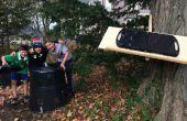 Solar Powered composteur