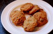 Biscuits aux brisures de chocolat citrouille