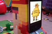 LEGO iPhone stand machine d'arcade