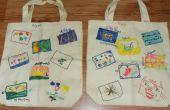 Galerie d'Art de Lilburn Day Camp Tote Bag