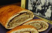 Kalacs (pain sucré hongrois)