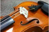 Moins cher violon pont