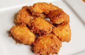 Pépites de poulet amical allergie (Gluten, produits laitiers, oeufs, soja, noix, arachide, libre OGM)