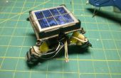 Solar Powered Robot de poubelle!!!