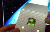 Carte de Noël avec intégré jeux vidéo rétro pour moins de $10