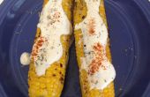Piment coriandre maïs