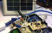 Moniteur de fréquence cardiaque solaire
