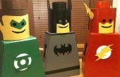 Costume homme LEGO pour les enfants