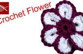 Bonne humeur fleur au crochet