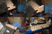 Une autre pièce de rechange en bois pour réfrigérateur