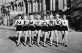 Comment faire pour déplacer vers New York City