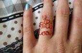 Mot des anneaux