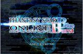 Jeu Phantasy Star Online : Blue Burst