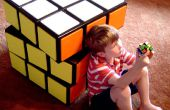 Cube commode Rubik