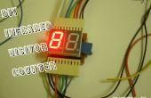 Arduino-DIY Laser / compteur personne IR
