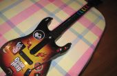 Guitar Hero : Guitare Mod