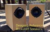 Concevez vos propres haut-parleurs d'étagère de référence