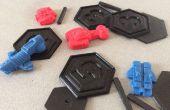 Un jeu d'impression 3D: Guide du débutant
