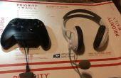 UTILISATION Xbox 360 Headset avec Xbox un