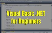 L'apprentissage de Visual Basic .NET pour les débutants