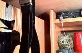 Aimant ceinture cintre (dortoir vie)